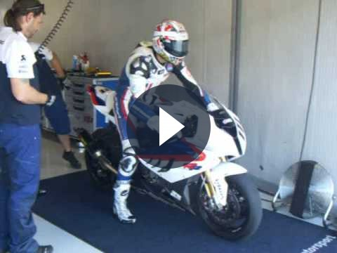 Superbike, Xaus analizza il 2009 di BMW